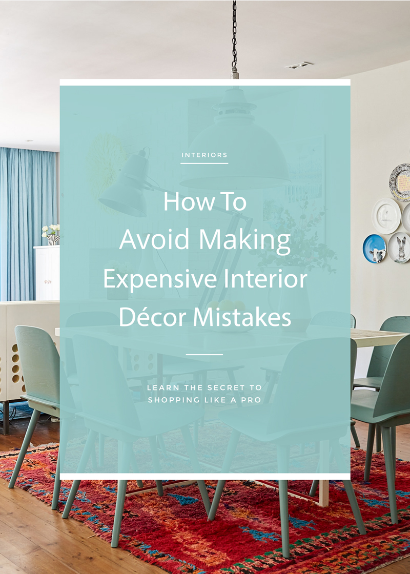 This Week I Want To Take Your Project A Step Further And Teach You How You  Go Out And Source What You Need For Your Interior Whilst Avoiding Making ...